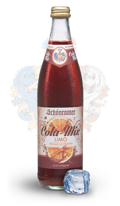 Alkoholfreie Getraenke Cola Mix 1
