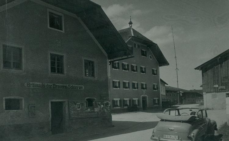 Braeustuebl Der Brauerei Schoenram 1