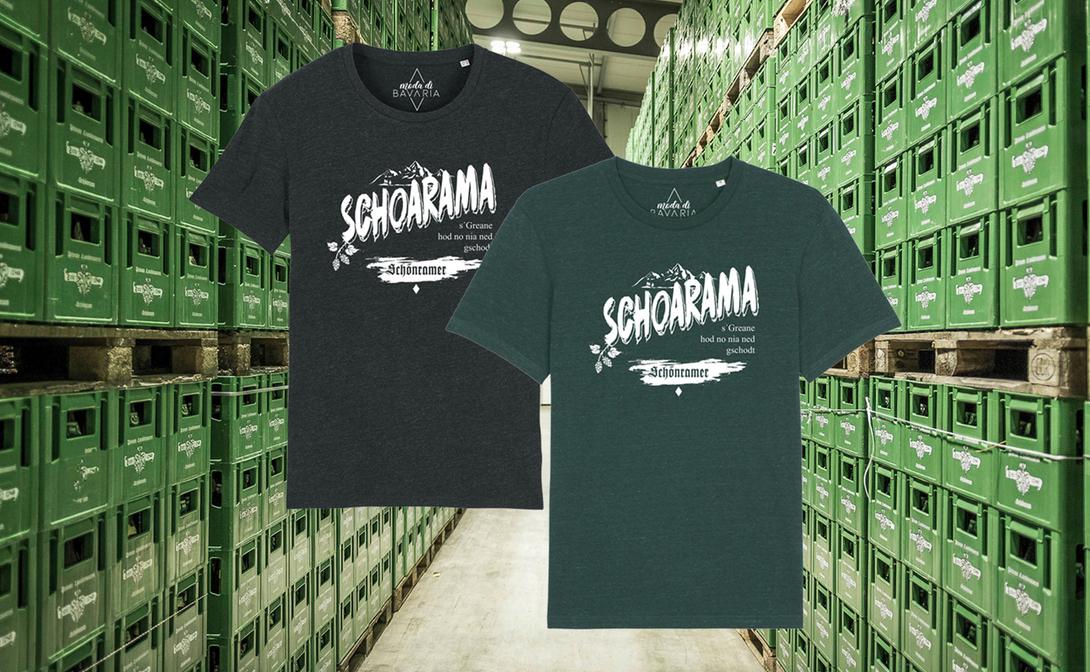Schoarama Shirts