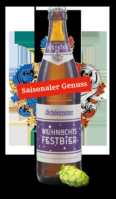 Schoenram Produkte Festbier