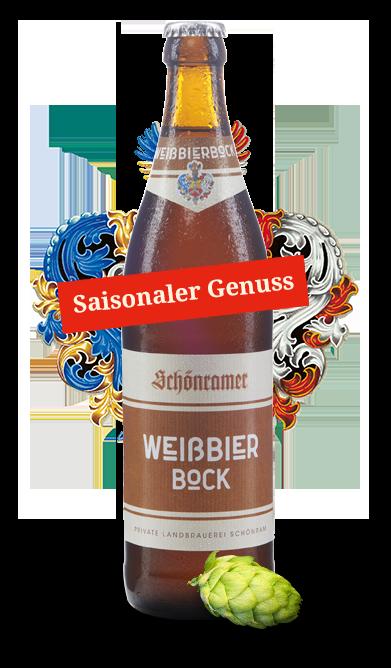 Schoenram Produkte Weissbierbock 1