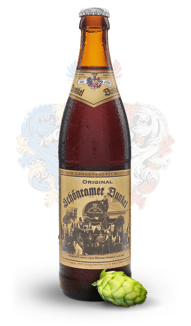 Traditionelles Bier Dunkel