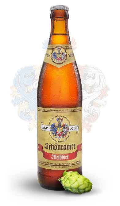 Traditionelles Bier Weissbier